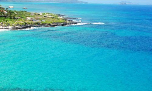hawaiiの海